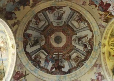 Santuario Madonna del Sasso - Cupola