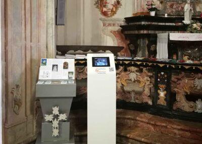 Santuario Madonna del Sasso - Totem 2